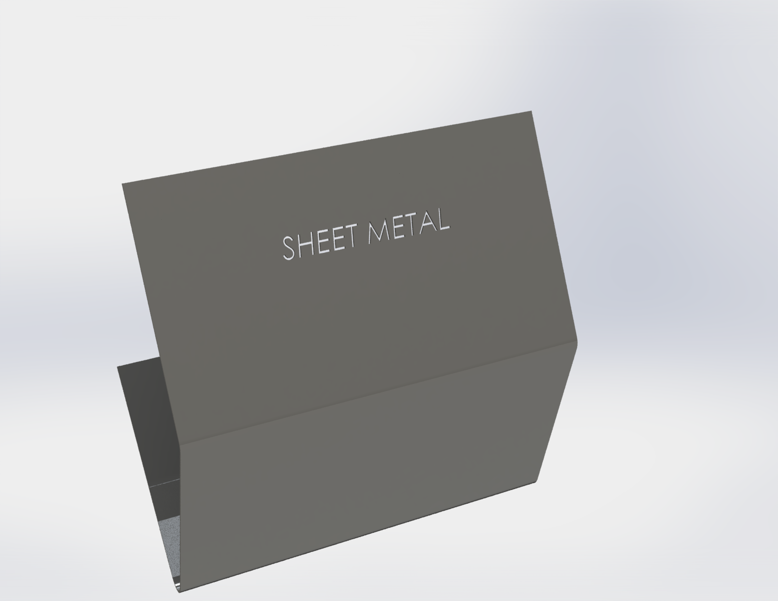 Sheet Metal Fundamental