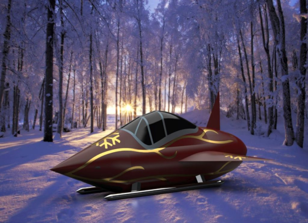 Redesigning Santa S Sleigh Using Solidworks