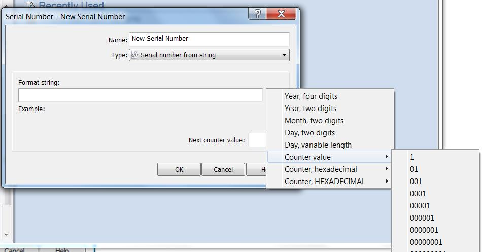 Generating SOLIDWORKS files in the vault using serial