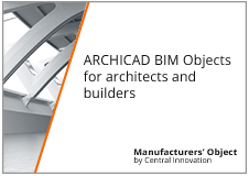 Manufacturer's Objects, ArchiCAD BIM Objects