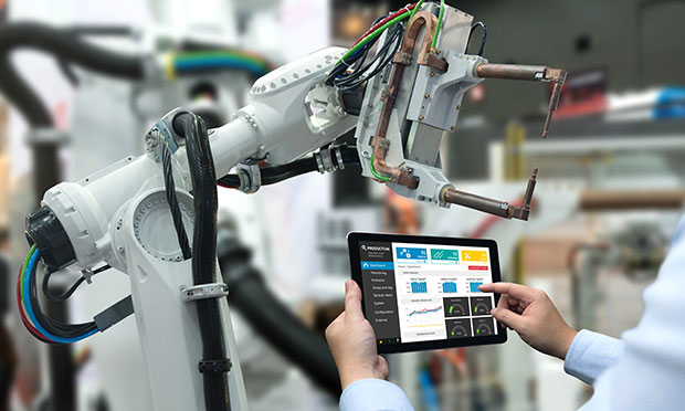 Transforming the manufacturing industry with internet-of-things