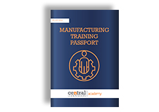 Manufacturing training passport