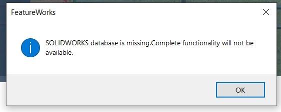 Toolbox database